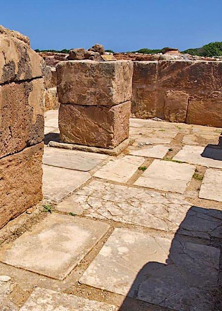 Malia Minoan Palace | Crete, Greece